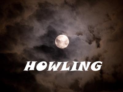 「ハウリングⅠ・Ⅱ」ブルーレイ紹介用イメージ画像。